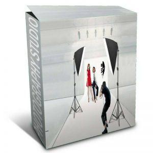 Louer votre boutique en ligne – Kits de studio photo – Lumière annulaire
