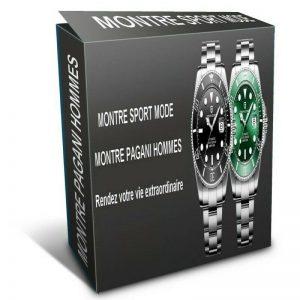 Louer votre boutique en ligne – Montres mécaniques – Montres homme