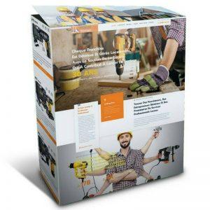 Louer votre boutique en ligne – bricolage outil – caisse a outil